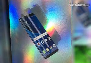 Película vidro temperado curva UV Samsung Note 8
