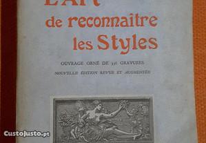 E. Bayard - L´Art de Reconnaitre les Styles