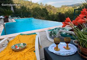 Quinta turismo rural Gerês com piscina