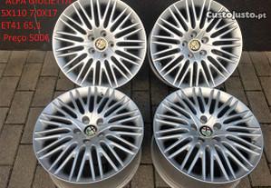 Jantes originais Alfa Romeo Giulietta