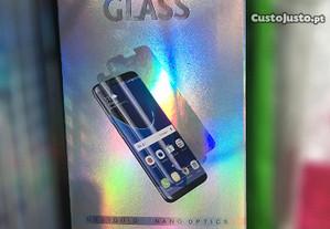 Película vidro temperado curva UV Samsung Note 9
