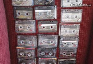 Ideias Geniais: Cassetes áudio p/aproveitamento ex
