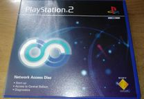 network access disc - sony playstation 2 ps2