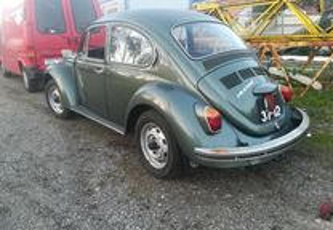 VW Carocha clássico com 48 anos
