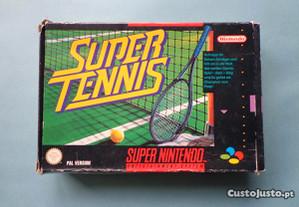 - Jogo Super Nintendo - Super Tennis