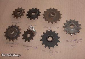 pinhoes corrente sachs e varios motores