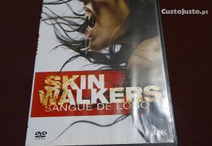 DVD-Skin Walkers-Sangue de Lobo