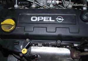 Opel Corsa C / Opel Astra G / Opel Combo - Motor
