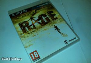 rage - jogo ps3 (jogo playstation 3)