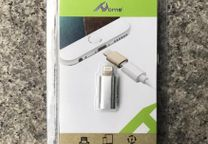 Adaptador Type-C para lightning (iPhone/iPad/iPod)