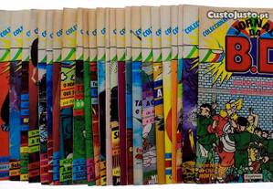 livros da Colecção Jornal da BD Editora Expresso