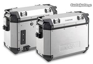 Malas laterais KVE37APACK2 K-Venture Alum 37LTS
