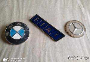 Emblemas carros
