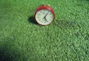 relogio despertador antigo marca crono