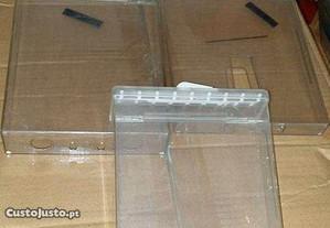 Caixas de proteção acrilicas Antena de alarme