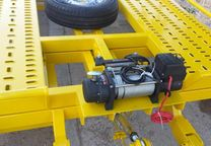 Porta Carros Basculante Hidraulico IVA Incluido !