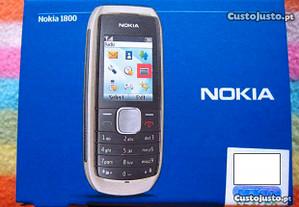 Nokia 1800 (Novo em caixa selada - livre operador)