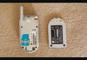 LG C1100 Silver kp Desbloqueado