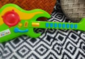 Guitarra do Panda