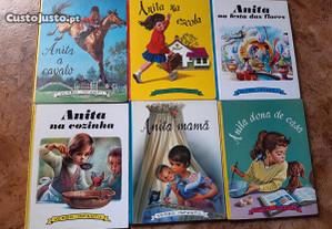 Livros Antigos da Anita