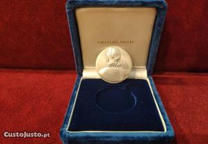 Medalha Camões 2002 Coleções Philae