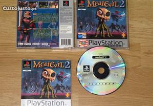 Playstation 1: MediEvil 2