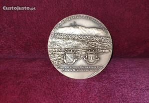 Medalha 70 anos estrada da serra