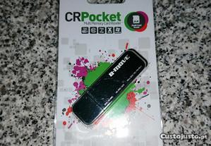 Leitor de cartões USB CR Pocket B-MOOVE Novo