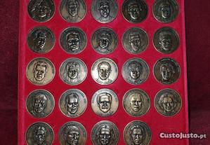 Medalhas da Seleção Nacional de Futebol
